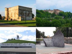 памятники быховщины