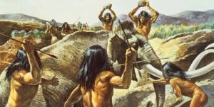 охота группами