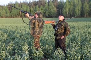 охота и отдых