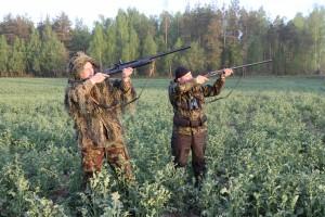 Охота, рыбалка, досуг