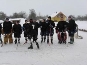 поиграть в хоккей