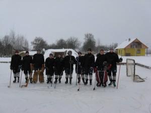 хоккей зимние игры