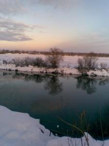 река днепр фото