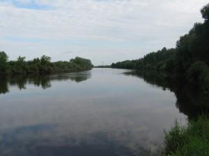 берега реки днепр